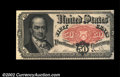 Fractional Currency:Fifth Issue, Fr. 1381 50c Fifth Issue Superb Gem New. An essentially ...