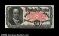 Fractional Currency:Fifth Issue, Fr. 1381 50¢ Fifth Issue Gem New. A lovely Crawford with ...