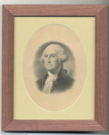Miscellaneous:Other, George Washington large Bureau of Engraving and Printing ...