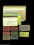 Miscellaneous:Other, 1892-1893 World's Columbian Exposition Tickets. A nice ...