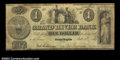 Obsoletes By State:Michigan, Grand Rapids, MI- The Grand River Bank $1 Oct. 2, 1837 G2 ...