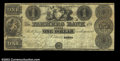 Obsoletes By State:Michigan, Homer, MI- The Farmers Bank of Homer $1 Oct. 8, 1837 G2 ...