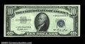 Small Size:Silver Certificates, Fr. 1706* $10 1953 Silver Certificate. Choice Crisp ...