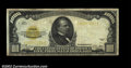 Small Size:Gold Certificates, Fr. 2408 $1000 1928 Gold Certificate. Very Fine.There is ...