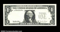Error Notes:Third Printing on Reverse, Fr. 1921-D $1 1995 Federal Reserve Note. Choice About ...