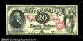 Large Size:Legal Tender Notes, Fr. 128 $20 1875 Legal Tender Superb Gem New. This 1875 ...