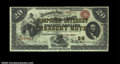 Large Size:Compound Interest Treasury Notes, Fr. 191a $20 1864 Compound Interest Treasury Note Very Fine....