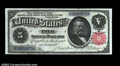 Large Size:Silver Certificates, Fr. 267 $5 1891 Silver Certificate Superb Gem New. This ...