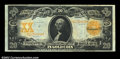 Large Size:Gold Certificates, Fr. 1186 $20 1906 Gold Certificate Choice Very Fine. A ...
