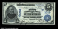 National Bank Notes:Colorado, Denver, CO - $5 1902 Date Back Fr. 590 The First NB Ch....