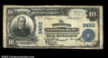 National Bank Notes:Colorado, Trinidad, CO - $10 1902 Plain Back Fr. 625 The Trinidad ...