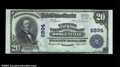 National Bank Notes:Kentucky, Hodgenville, KY - $20 1902 Plain Back Fr. 650 The ...