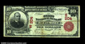 National Bank Notes:Maryland, Baltimore, MD - $10 1902 Red Seal Fr. 613 The First NB ...