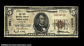 National Bank Notes:Maryland, Midland, MD - $5 1929 Ty. 1 The First NB Ch. # 5331...