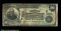 National Bank Notes:Maryland, Westernport, MD - $10 1902 Plain Back Fr. 633 The ...