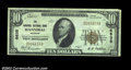 National Bank Notes:Missouri, Hannibal, MO - $10 1929 Ty. 1 The Hannibal NB Ch. # ...