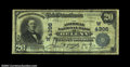 National Bank Notes:Montana, Helena, MT - $20 1902 Date Back Fr. 645 The American NB...