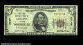 National Bank Notes:Oregon, Ashland, OR - $5 1929 Ty. 1 The First NB Ch. # 5747...