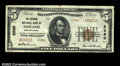 National Bank Notes:Pennsylvania, Ashland, PA - $5 1929 Ty. 2 The Citizens NB Ch. # 2280...