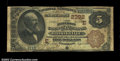 National Bank Notes:Pennsylvania, Brookville, PA - $5 1882 Brown Back Fr. 477 The ...