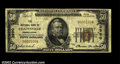 National Bank Notes:Pennsylvania, Coatesville, PA - $50 1929 Ty. 1 The NB of Coatesville ...