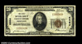 National Bank Notes:Pennsylvania, Falls Creek, PA - $20 1929 Ty. 1 The First NB Ch. # ...