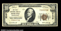 National Bank Notes:Pennsylvania, Howard, PA - $10 1929 Ty. 1 The First NB Ch. # 9249A ...