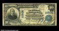 National Bank Notes:Pennsylvania, Lewistown, PA - $10 1902 Plain Back Fr. 631 The Russell ...