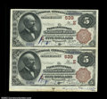 National Bank Notes:Pennsylvania, Philadelphia, PA - $5 1882 Brown Back Fr. 467 The ...