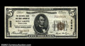 National Bank Notes:Pennsylvania, West Grove, PA - $5 1929 Ty. 1 The NB & TC of West Grove...