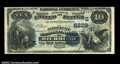 National Bank Notes:Virginia, Richmond, VA - $10 1882 Date Back Fr. 545 The American ...