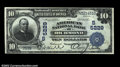 National Bank Notes:Virginia, Richmond, VA - $10 1902 Plain Back Fr. 632 The American ...