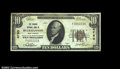 National Bank Notes:West Virginia, Buckhannon, WV - $10 1929 Ty. 1 The Traders NB Ch. # ...