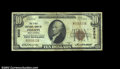 National Bank Notes:West Virginia, Philippi, WV - $10 1929 Ty. 1 The First NB Ch. # 6302...