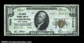 National Bank Notes:West Virginia, Clarksburg, WV- $10 1929 Ty. 2 The Empire NB Ch. # ...