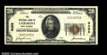 National Bank Notes:West Virginia, A West Virginia Small Trio, Including:Fairmont, WV- $...