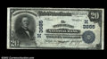 National Bank Notes:Wisconsin, Fond du Lac, WI - $20 1902 Date Back Fr. 644 The Fond du ...