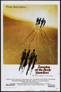 """Movie Posters:Science Fiction, Invasion of the Body Snatchers (United Artists, 1978). One Sheet (27"""" X 41""""). Science Fiction. Starring Donald Sutherland, B..."""
