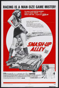 """Movie Posters:Sports, Smash-Up Alley (Country Wide, 1974). One Sheet (27"""" X 41""""). Sports Action. Starring Darren McGavin, Richard Petty, Kathie Br..."""