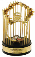 Baseball Collectibles:Others, 1993 World Series Player's Trophy Presented to Rickey Henderson.Worthy of tremendous collecting interest merely as a symbo...