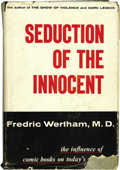Books:General, Seduction of the Innocent Second Printing (Rinehart, 1954)Condition: VG-....