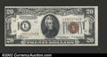 Small Size:World War II Emergency Notes, 1934-A $20 Hawaii Federal Reserve Note, Fr-2305, Choice CU. ...