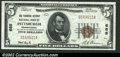 National Bank Notes:Pennsylvania, Pittsburgh, PA - $5 1929 Ty. 1 Farmers Deposit NB of ...