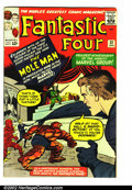 Silver Age (1956-1969):Superhero, Fantastic Four #22 (Marvel, 1964). VG+, subscription crease, otherwise very nice. ...