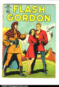 Golden Age (1938-1955):Science Fiction, Flash Gordon Lot (Dell, 1940's - 50's). Four Color #84 GD, #424 VG+and #512 G/VG.... (Total: 3 Comic Books Item)