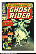 Bronze Age (1970-1979):Western, Ghost Rider #1 - #7 Lot (Marvel, 1970s). Complete run of the first seven issues of this title, including some multiple copie... (Total: 9 Comic Books Item)