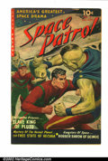 Golden Age (1938-1955):Science Fiction, Space Patrol #2 (Ziff-Davis, 1952). VG+...