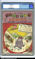 Golden Age (1938-1955):Funny Animal, Tiny Tot Comics #5 (EC, 1946) CGC VG 4.0 Cream to off-white pages.Overstreet 2002 GD 2.0 value = $20; FN 6.0 value = $60....