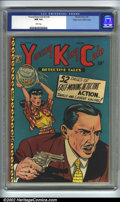 Golden Age (1938-1955):Crime, Young King Cole V3 #6 Mile High pedigree (Novelty Press, 1948) CGC NM 9.4 White pages. Overstreet 2002 NM 9.4 value = $80....