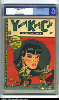 Golden Age (1938-1955):Crime, Young King Cole V3 #8 Mile High pedigree (Novelty Press, 1948) CGC VF/NM 9.0 Off-white to white pages. Jack Harmon cover. Ov...